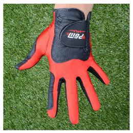 Wholesale Magic Hand Glove - Golf Magic Gloves High Quality Mens PU Lycra Epoxy Golf Gloves Left Hand Breathable Antiskid Elastic Soft Outdoor Golf Sport Gloves