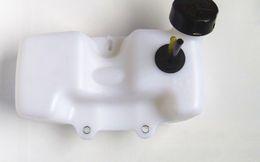 Ensemble de réservoir de carburant pour Mitsubishi TU26 25.6CC moteur livraison gratuite tondeuse réservoir de carburant + bouchon pièces de coupe pulvérisateur ? partir de fabricateur