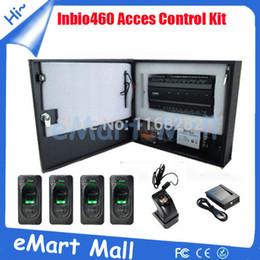Wholesale Card Access Panels - INBIO 460 Fingerprint Access Control Panel Card Access Control Panel. Fingerprint Access Control System