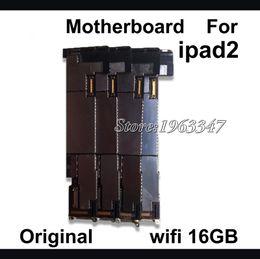 2019 motherboard mainboard Wholesale-16GB 100% ursprüngliches Motherboard für Ipad 2 Mainboard, freigesetzter WIFI-Versions-Motherboard-Logik-Brett zerteilt Ersatz günstig motherboard mainboard