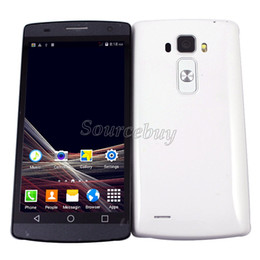 Wholesale Dual Sim Phone G4 - 3G Cell phone G4 Smartphone 5inch Unlocked 5MP MTK6572 Dual-core 960*540 512MB 4GB Android 4.4.2 Mobile Dual SIM Gesture-wake Free Shipping
