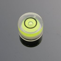 Wholesale Camera Beads - Level of Beads Mini Spirit Level Bubble Tools for Camera Geological Compass 10*6mm (10 pieces lot)