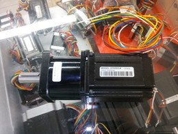 Wholesale Reducer Motor - New planetary speed reducer 1:10 Ratio install a Leadshine stepper motor NEMA 23 out 2.2NM 57HS22 make up gearbox output 22NM