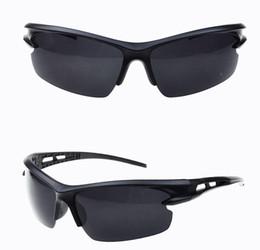Wholesale wholesale men sports jackets - Mix order Unisex sports glass brands Straight Jacket Angling Specific Sunglass Fashion Designer Sports Sunglasses10pcs lot.