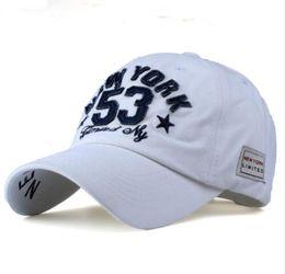 Wholesale Wholesale White Men Jeans - 2017 New Cotton Letter Brand Baseball Cap Men and Women Snapback Do Old Motorcycle Hat 8 Colors hip hop jeans caps