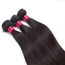Wholesale Cheap Peruvian Straight Hair Bundles - Annaberry 4 bundles peruvian straight hair weave 7a unprocessed virgin hair Peruvian Virgin Hair straight Cheap virgin remy hair bundles