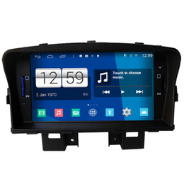 Wholesale Chevrolet Cruze Rear - Winca S160 Android 4.4 System Car DVD GPS Headunit Sat Nav for Chevrolet Cruze 2009 - 2012 with Radio Wifi Stereo Video Player