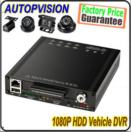 Wholesale Dvr Channel 3g Wifi - 3G 8 channel 1080p car Vehicle mobile DVR with GPS, 3G,WIFI, Gsensor HDVR8085