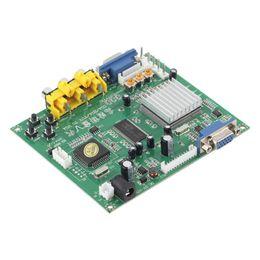 Placas de arcada on-line-Jogo de arcada RGB / CGA / EGA / YUV à placa HD9800 / GBS8200 do conversor video de VGA HD