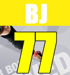 Wholesale Bj Video - 2016.7 Q3 New Routine BJ 77 Aerobic Workout Videos DVD Music CD BJ77 Exercise Aerobics Fitness Videos