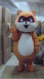 Wholesale Raccoon Mascot - Raccoon Mascot Costume