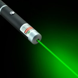Wholesale Cheap Wholesale Laser Pointers - Cheap Military green laser Astronomy Puntero Laser 5MW 532nm Focus Visible Green Laser Pointer Pen Beam Light Powerful Caneta