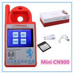 Wholesale Nissan G - Newly Smart CN900 MINI Transponder Auto Key Programmer Better Than CN900 Update Version Copy 4C 4D 46 G Chip Auto Key Programmer