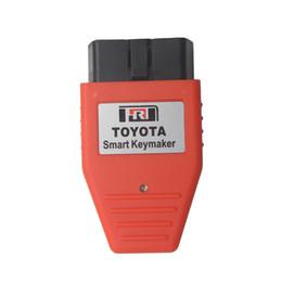 Wholesale Obd Toyota Smart Key Maker - Toyota Smart Key Maker OBD for 4D Chip(Support Toyota Lexus Smart Key) Free Shipping