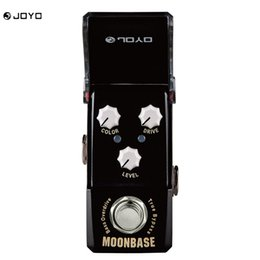 Wholesale Joyo Distortion - JF-332 MOONBASE(BASS OVERDRIVE) Effects Guitar Pedal JF332 Effect Pedal JOYO MOONBASE Pedals JOYO Guitar Accessories
