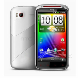 "Wholesale unlocked smart phone 8mp camera - Refurbished Original HTC Sensation XE Z715e G18 Mobile phone Dual Core 8MP 4.3"" 768MB 4GB Unlocked Smart Phone"