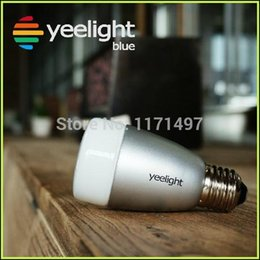 Wholesale Hues Color - RGBW color bluetooth 4.0 samrtphone remote control romantic bedroom smart LED light bulb Lifx home indoor lamp hue light bulbs