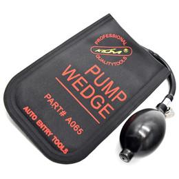 185 mm * 120 mm Bloqueo Sistema de selección de la puerta del coche abridor de cerradura Bomba de goma Cuña Airbag Universal cuña de aire Herramientas de cerrajería desde fabricantes