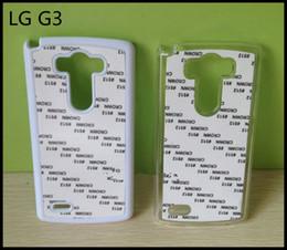 2019 casos de sublimação lg Para lg g3 g4 g2 casos de sublimação g2 g5 calor imprensa hard case capa do pc para iphone7 7 plus 5s 6 6 splus huawei p8 p7 placas de alumínio casos de sublimação lg barato