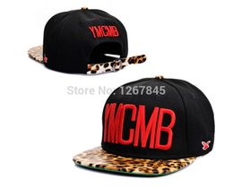 Wholesale Cheapest Hops - 2017 Cheapest High Quality Brand leopard strapback Hats Baseball Caps Hip Hop For Man and Woman