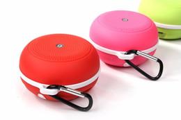 Par DHL libre Universal mini Portable haut-parleur sans fil Bluetooth stéréo alpinisme extérieur petit haut-parleur subwoofer avec Mic mains libres ? partir de fabricateur