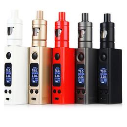 Wholesale Mini Oled - new Shisha Pen Whplesale Top Quality Joyetech Evic-vtc Mini Mod Joye Evic Vt 75w Vw Temperature Control Tc Box E Cigarette Oled Screen
