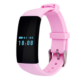 Wholesale Fitness For Life - D21 Smart Band Life Waterproof Smart Wristband With Heart Rate Monitor Fitness Tracker for Android and iOS