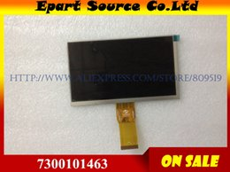 Wholesale U25gt Hd - Wholesale- A+ 7inch LCD Screen 7300101463 E231732 7300130906 HD 1024*600 LCD Screen Moniter For Tablet Cube U25GT Tablet PC MID