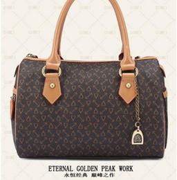 Wholesale European Style Coffee - Wholesale and Retail Classic Style Fashion bags women bag Shoulder Bags Lady Totes handbags Speedy 30cm M41526 m41370 m41364
