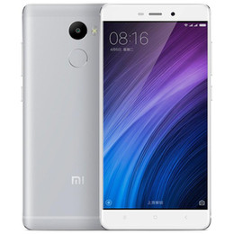 Wholesale Xiaomi Qwerty - Octa core 4G network Ram 3GB Rom 32GB unlocked original xiaomi redmi 4 smart phone inch 5 cell phone Android with WIFI GPS