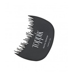 Wholesale Design Hair Combs - Toppik Hairline Optimizer Helps to Create A Natural-looking Hairline, Comb for Hair Building Fibers, uniquely designed with irregular teeth