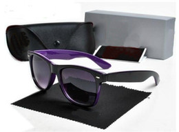 Wholesale Ladies Big Sunglasses - Free Shipping SIZE54MM High Quality Women's Ladies Designer Sunglasses Tortoise Big Frame UV400 Sun Glasses With Box Case 6 Colors Select
