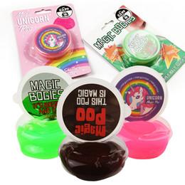 Canada La nouvelle boue de cristal de boue en cristal de 3 couleurs nouvelle main bricolage non toxique enfants jouets éducatifs, cadeaux, manuel de jouets éducatifs pour enfants Offre