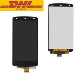 Wholesale Lg Nexus Digitizer - AAA Quality LG Nexus 5 D820 D821 LCD Display Touch Screen With Digitizer Assembly 4.95inch Screen Repair Parts Wholesale