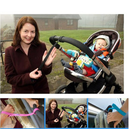 Toptan Bebek Arabası Puset için Ayarlanabilir Kemer Gezginci emniyet kemeri Bilek Kayışı Bebek Arabası Aksesuarları kid349 nereden bisikletle takılan telefon tutacağı tedarikçiler