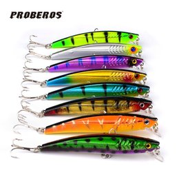 Wholesale Rattle Fishing Lure - 2016 New Ocean Sea Aritificial Fishing Lure Plastic Bait 8colors 9.3cm 10.4g Corrugated strip fish flicker rattles lures