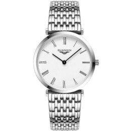 Wholesale Guanqin Watches - Watches men GUANQIN luxury brand quartz wristwatch casual Business reloj hombre dive 30m sport gold Clock relogio masculino