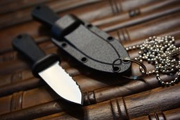 Wholesale Wholesale Cold Steel Knives - Top quality Cold Steel Super Edge Knife - 42SS - includes Rugged Survival Secure-Ex Sheath with Original paper box package