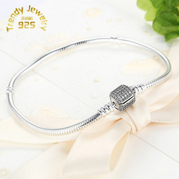 Wholesale Glass Strands - Kinds of Colors DIY Design Fashion 925 Sterling Silver Daisies Murano Glass&Crystal European Charm Bracelets Silver N0 QS0510-QS0515