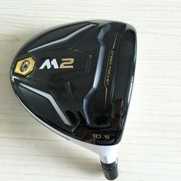 Wholesale New mens Golf clubs M2 Golf driver or degree Golf graphite shafts and Golf headcover driver clubs