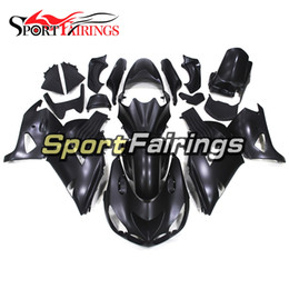 Wholesale Kawasaki Zx14r - Matte Black Fairings For Kawasaki ZX14R 2006-2011 Injection ABS Plastic Motorcycle Full Fairing Kit Cowlings Body Frames Carenes New