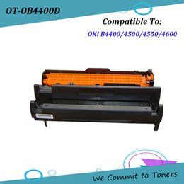 Wholesale Drum For Toner Cartridge - OKI B4400D DRUM , Compatible Toner Drum Cartridge for OKI B4400 B4500 B4550 B4600 , OKI 43501901 , BK - 25,000 pages