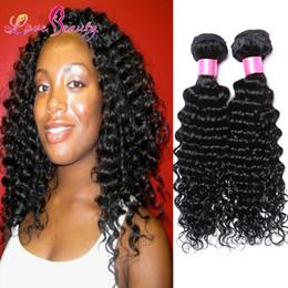 Wholesale Malasian Virgin Hair Weave - 7A peruvian brazilian malasian indian mogolian deep virgin hair weave unprocessed 3pcs or 4 pcs lot 100% human hair bundles extensions