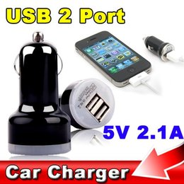 Wholesale Lowest S3 Price - Wholesale- 5pcs Lot Lowest Price Car usb charger 5V 2A Dual Car Charger Adapter for iPhone5s 6s for Samsung S3 S4 S5 Note For Any Auto Car
