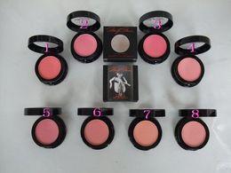 Wholesale Mineralize Blush 12g - Wholesale-8pcs lot New Makeup MINERALIZE Blush 12G , free shipping