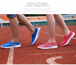 Wholesale Network Drops - New women shoes for women Summer fashion Casual Shoes Woman Network Soft Breathable Shoes Drop zapatillas deportivas mujer