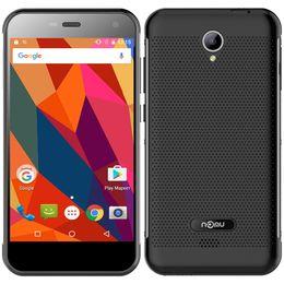 Wholesale Smart Phones Dual Sim Card - 4G LTE Waterproof NOMU S20 Smart Phone 5.0Inch IP68 Screen 3G RAM 32G ROM Android6.0 OTG Quad Core 13.0MP Camera