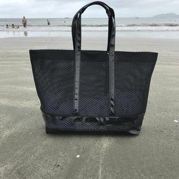 Wholesale medium gym bags - VS Letter Bags Women large capacity Shopping Bags Designer Handbags High Quality Women Vs Beach Bag Women Gym bag And travel bag