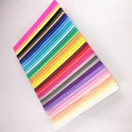 Wholesale Tie For Children - 50pcs 36 colors 1.5cm wide Interchangeable FOE Shiny Elastic Headbands Hair Ties for Baby Girl Adult Children Accessories HA0045