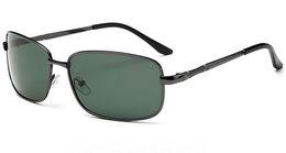 Wholesale Polar Brown - Sunglasses For Men Vintage Sun Glasses UV400 Fashion Mens polarized Sunglases Retro Polar Sunglass Luxury Designer Sunglasses 2L0A60